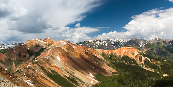 Red Mountain Pano